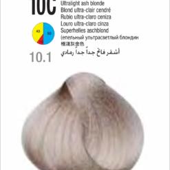Coloração Colorly 2020 Itely 10C (10.1) - LOURO CINZA ULTRA CLARO 60G-283