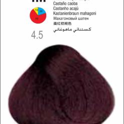 Coloração Colorly 2020 4M (4.5) -CASTANHO MOGNO 60G-297